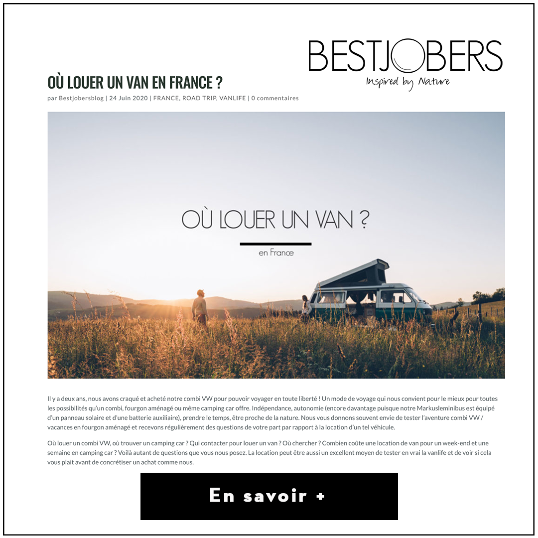 Article web Best Jobers