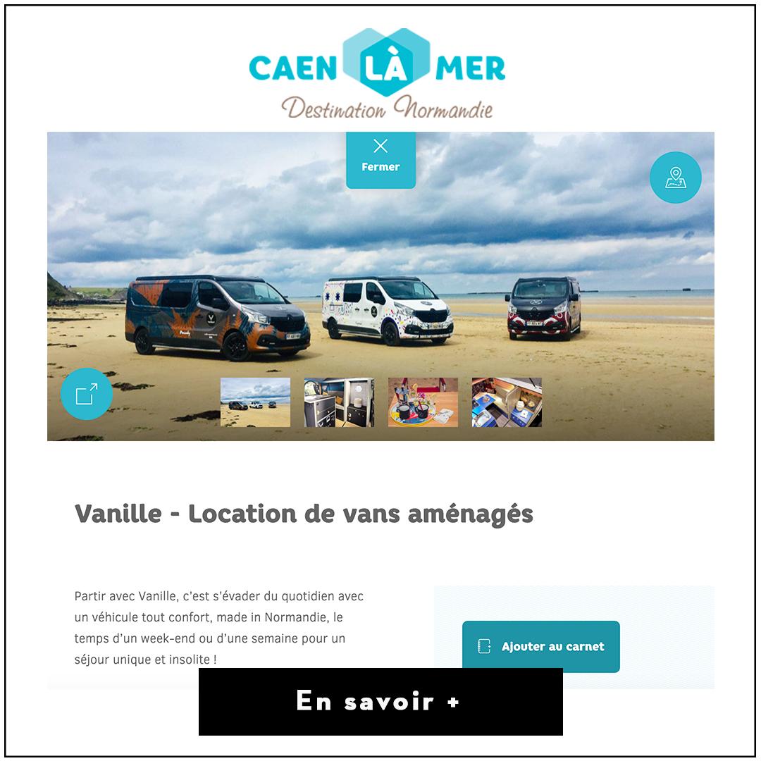 Article web Caen la mer