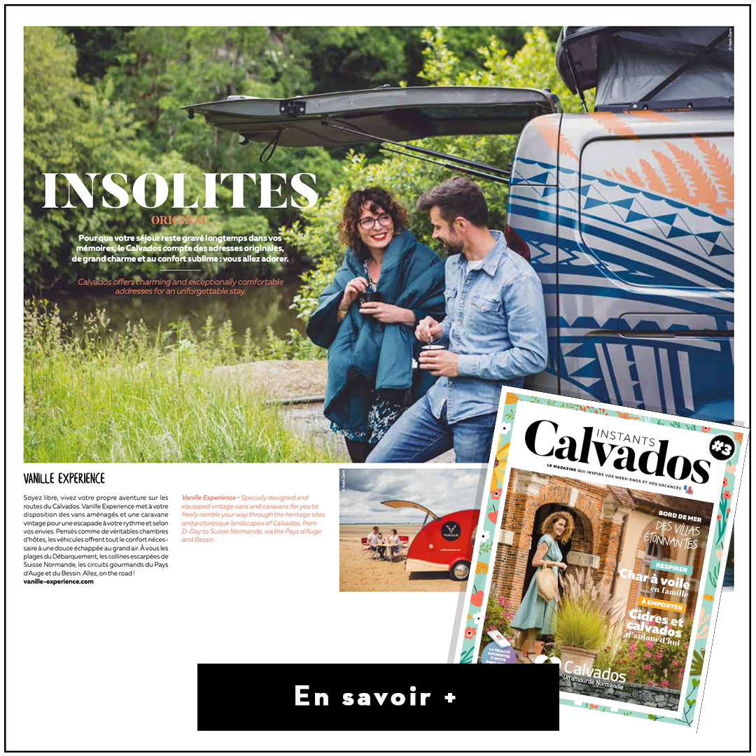 Article Presse Instant Calvados