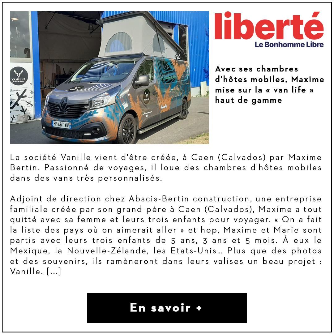 Article presse Liberté
