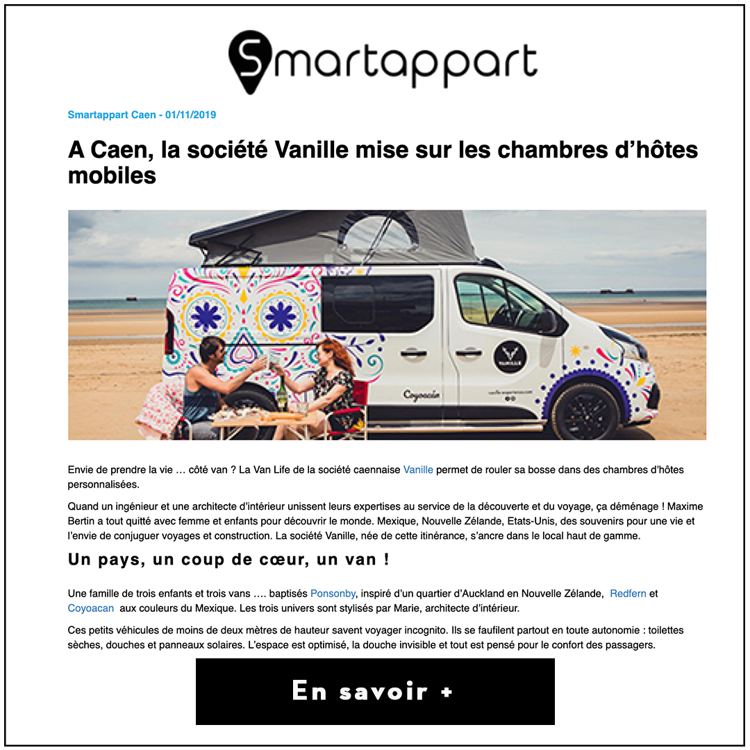 Article Smartappart