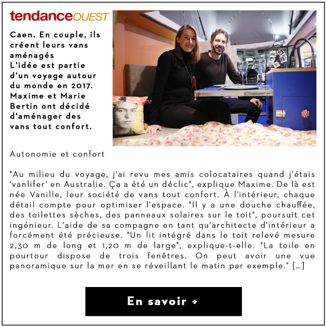 Article presse Tendance Ouest