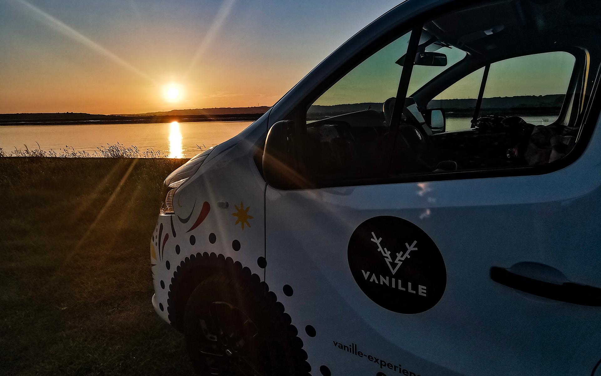 Vivre l'expérience Vanille !