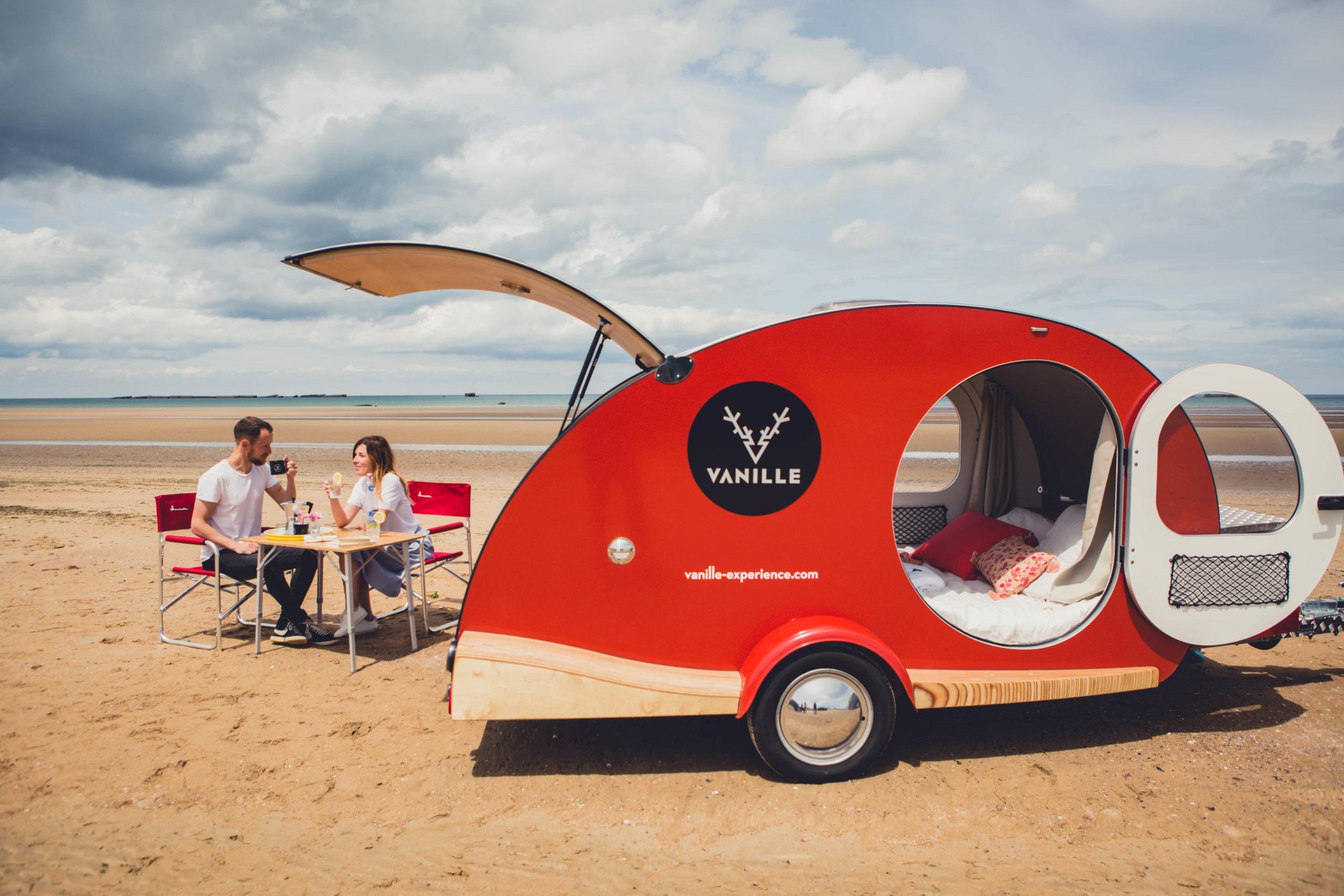 My Drop - vente caravane vintage